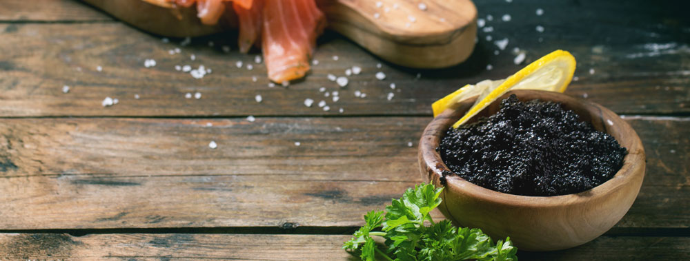 Farmed Sturgeo - Saving the Caviar Market From Extinction